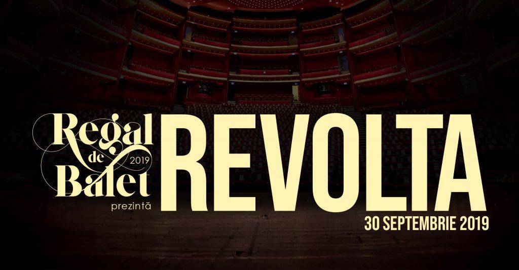 #Revolta #Regaldebalet